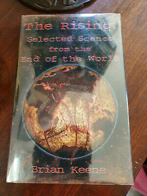 The Rising (Selected Scenes) - Brian Keene Delirium Books #296/500
