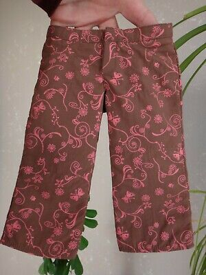 AMERICAN GIRL Retired Wilderness Outfit HIKING PANTS Outdoors Camping Nature