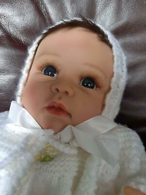 Doll Baby Olivia- Bradford Exchange Collectable