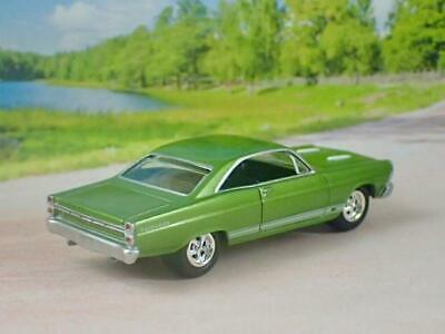 Ford Muscle 1967 Ford Fairlane 427 V-8 GT/GTA Sport Coupe 1/64 Scale Ltd Edit E
