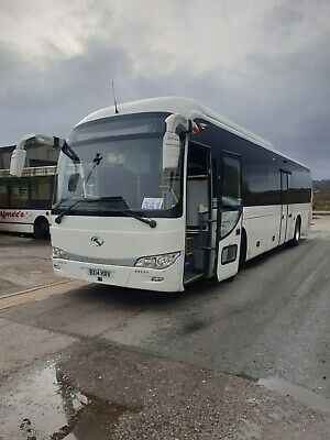 2014 Kinglong Xmq6120C 55 Seater Coach ** Only Covered 65.000 Miles From New**