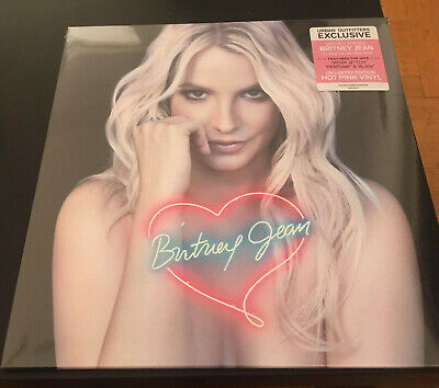 Britney Spears - Britney Jean Limited PINK LP - SOLD OUT - PREORDER UO VINYL