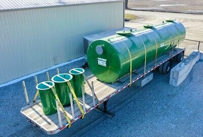 Highland Water Oil Separator 10.000 Gallon Tank