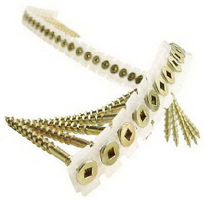 1-3/4-Inch #8 Collated Screws