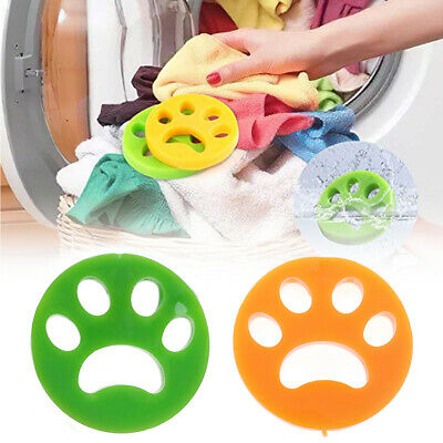 Reusable Pet Hair Remover Washing Lint for Fur Lint Dog Cat All Pet/ Clothing.