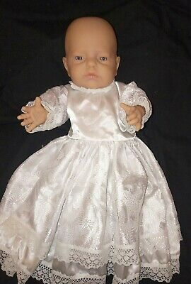 Vintage Berjusa (Berenguer) New Born Baby Doll Realistic Premmie 36cm/15""