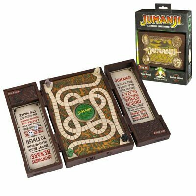 Jumanji Board Game Collector Mini Prop Replica 25 cm - Noble Collection - NOB354