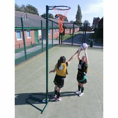 Central Tournament Solid Netball Rings Replacement Pair - Post not Included New