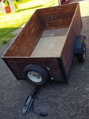 CHEAP 5 x 3 ft foot car trailer to hire, rent, Watford. Read description closely