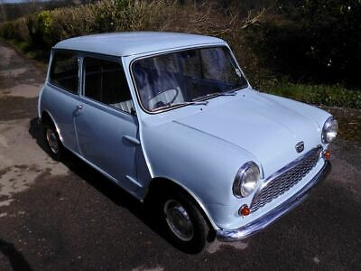 Austin Mini manufactured very early 1960