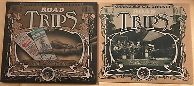 GRATEFUL DEAD, Road Trips Vol. 2, No. 4,Cal Expo May '93 + Bonus Disc like new