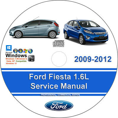 Auto Parts and Vehicles Car & Truck Service & Repair Manuals Ford ...