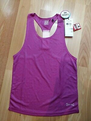 USA Pro UK 9-10 years pro dry girls sports pink top NEW