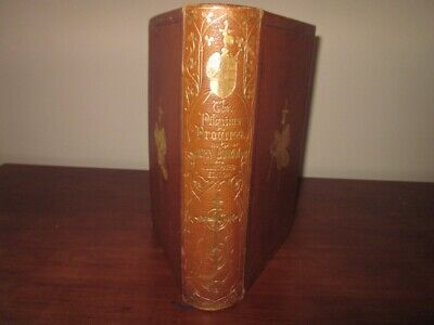 The Pilgrim's Progress by John Bunyan 1851 Fine Binding Illustrated Edition