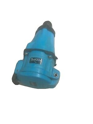 Meltric DS30  30A 600VAC  Switch Rated Receptacle Connector