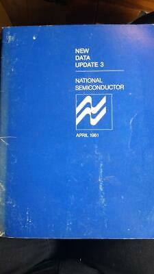 April 1981 National Semiconductor: NEW DATA UPDATE 3