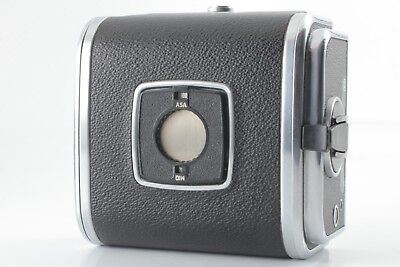 【EXC+5】 Hasselblad A12 Type II 6x6 Film Back Magazine for 500 501 503 JAPAN 3071