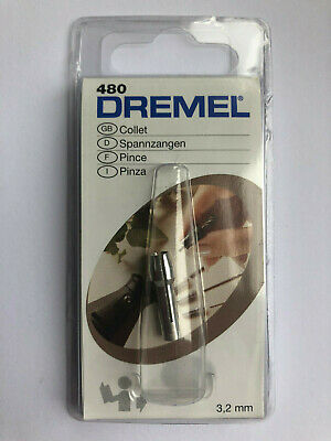 Dremel 480 Collet - 1/8 3.2mm
