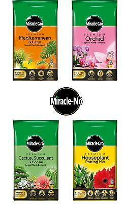 Miracle Gro Houseplant Potting Compost Soil Mix Enriched With 14 Minerals