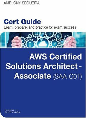 AWS Certified Solutions Architect - Associate (SAA-C01) Cert Guide - PDF