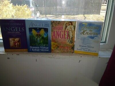Doreen Virtue ORACLE CARDS LOT Some No Longer In Print