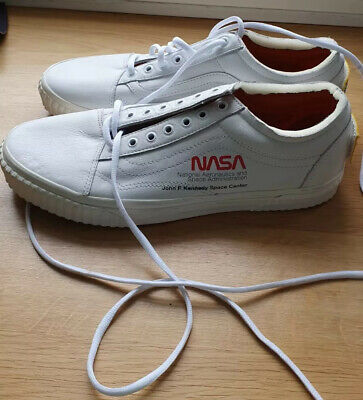 VANS X NASA Space Voyager Old Skool Weiß White US