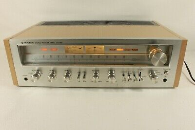 PIONEER SX-750, vintage stereo receiver,serviced. (ref C 670)