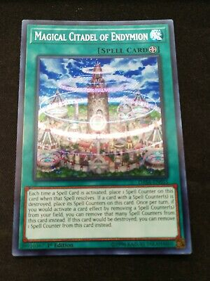 YUGIOH Magical Citadel Of Endymion mint  Playset x3 ENGLISH 1st edition