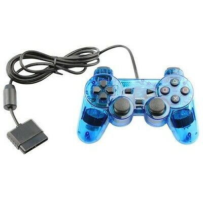 Ps2 Wired Gaming Controller for Playstation 2 Double Shock Gamepad