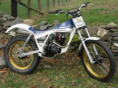 Honda TLR 200 Trial