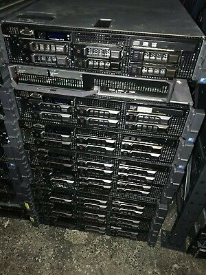 Dell PowerEdge R710 2 x 6 Core L5639 2.13GHz 16GB RAM, 6 x 300GB  SAS HDD