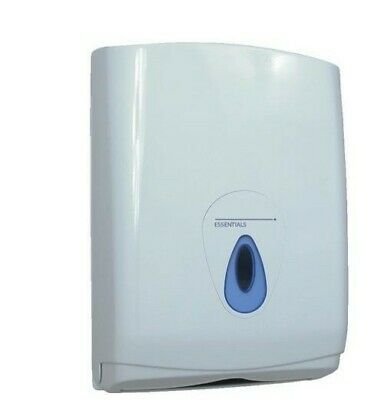 Hand Towel Dispenser and 5000 single fold Hand Towels Included