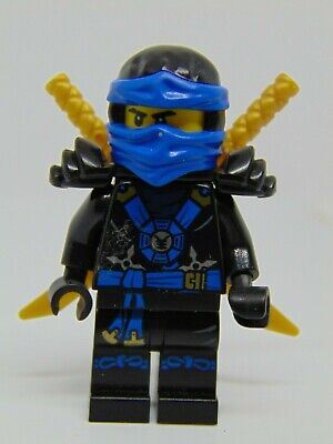 Genuine Lego Ninjago Deepstone Armour Possesion Jay Mini Figure
