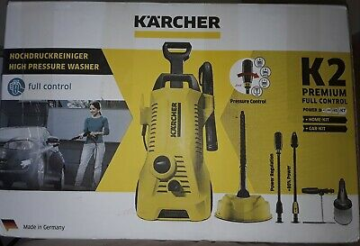 Karcher K2 Full Control (Patio and Car) RRP £170.00