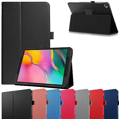 Leather Tablet Stand Flip Cover Case Samsung Galaxy Tab A 10.1 (2019) T510/T515