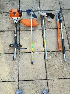 Stihl km130R, Hedge Cutter, Edge Trimmer and Strimmer Stihl Year 2011