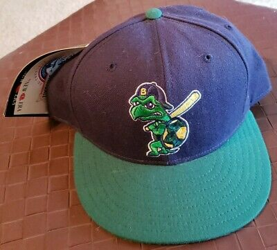 New Era Milb LP 59Fifty Cap Beloit Snappers Green