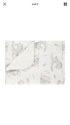 💕 Gorgeous Disney Baby Girls Boys Dumbo Soft Blanket Adorable Newborn  💕