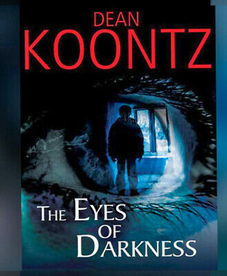 The Eyes of Darknes by Dean Koontz |  P.D.F | Instant Delivery