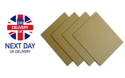 £1.09/ PCS !! 10 x MDF Backing Board Panel for Framing, Art, Painting - 14 x 11""