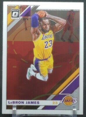 2019-20 Donruss Optic Basketball Complete Your BASE Set with Cards 1-150