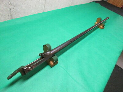 Antique barrel Assembly US Springfield 1873 Trapdoor Rifle 45-70 1890 Great Bore