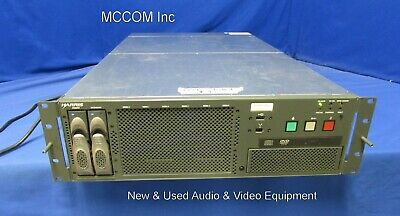 Leitch Harris NX3601HDX Video Transmission Server - working