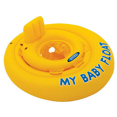 6-12 Months Baby Swim Ring FloatIntex My Swimming Floating Toy Pool Safety Aid