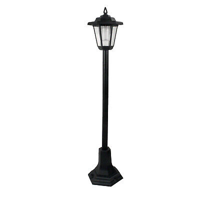 Garden Lights Lamp Post LED Solar Powered Walkway Outdoor Lantern Patio Pathway