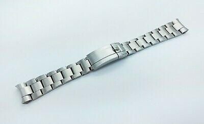 New 20mm Rolex Datejust Watch Stainless Solid Steel Replacement Bracelet
