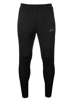 UNDER ARMOUR Mens Black Challenger Tracksuit Bottoms Trousers Small S BNWOT