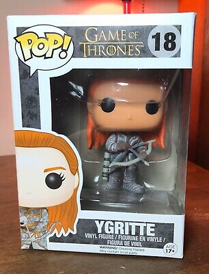 Funko Pop Ygritte 18 Game Of Thrones Vinyl Figure
