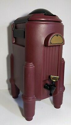 Cambro Camserver CSR5 (5 gal) Insulated Hot/Cold Beverage Water Dispenser Server