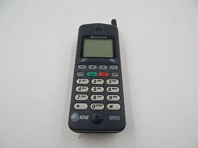 AT&T 6650 Vintage Cell Phone